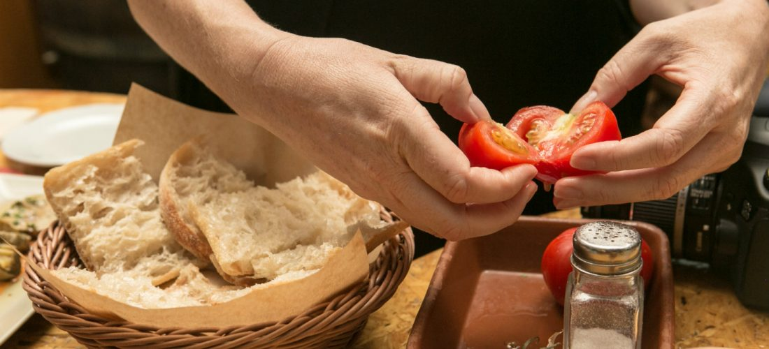 Make Your Own Pan Amb Tomaquet Bread... Catalonia's Favourite Snack