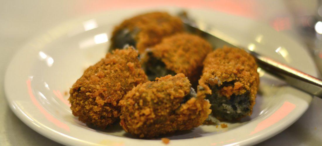 Delicious Calamari Croquettes, A Modern Take On A Classic Recipe